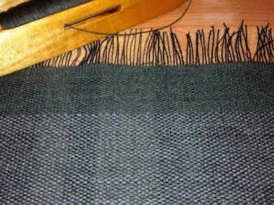 Échantillon pour foulard