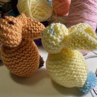 Apprendre à tricoter, quelques références
